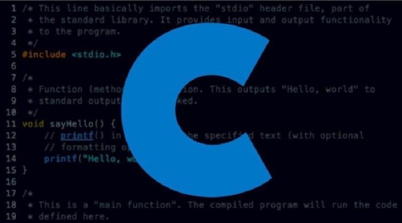 Học lập trình C cho người mới