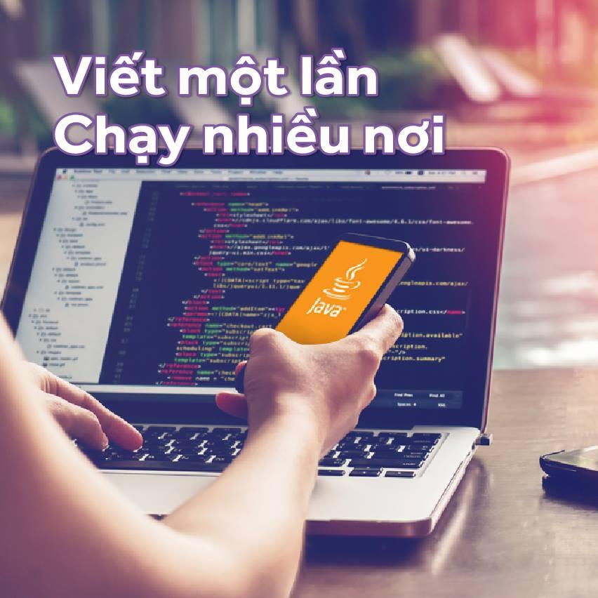 Học lập trình Java cho người mới bắt đầu
