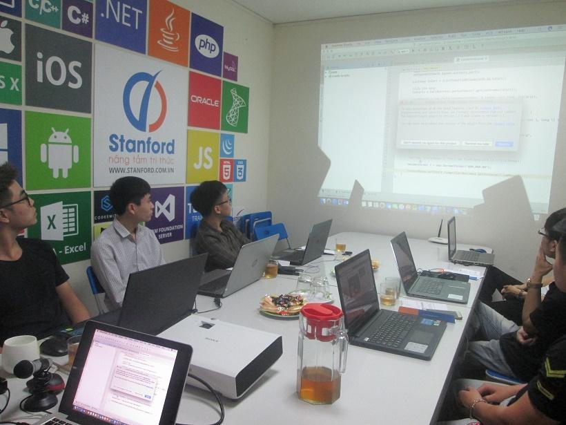 Học lập trình Android tại hà nội