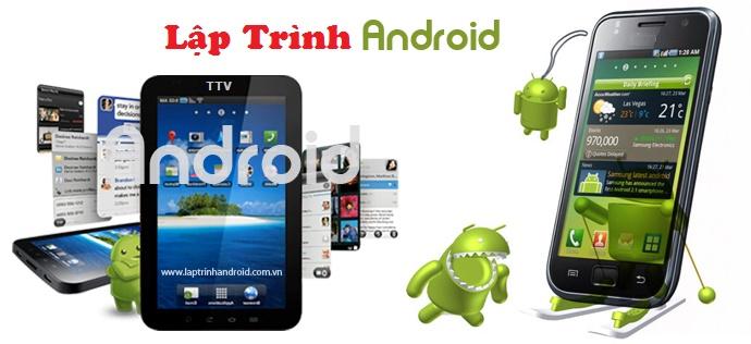 Học lập trình game Android