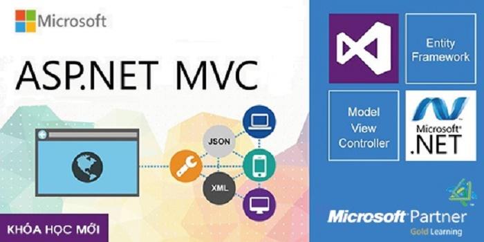 Khóa học lập trình ASP.NET MVC