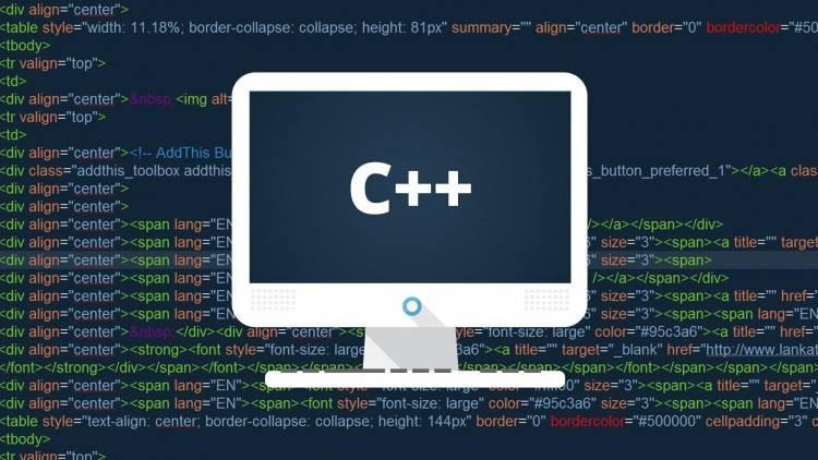 Khóa học C++ cho người mới bắt đầu