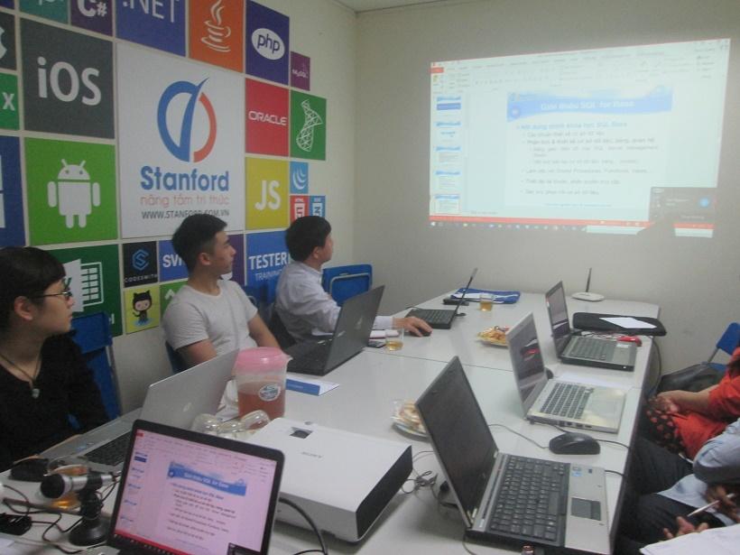 Khóa học cơ sở dữ liệu SQL Server tại hà nội