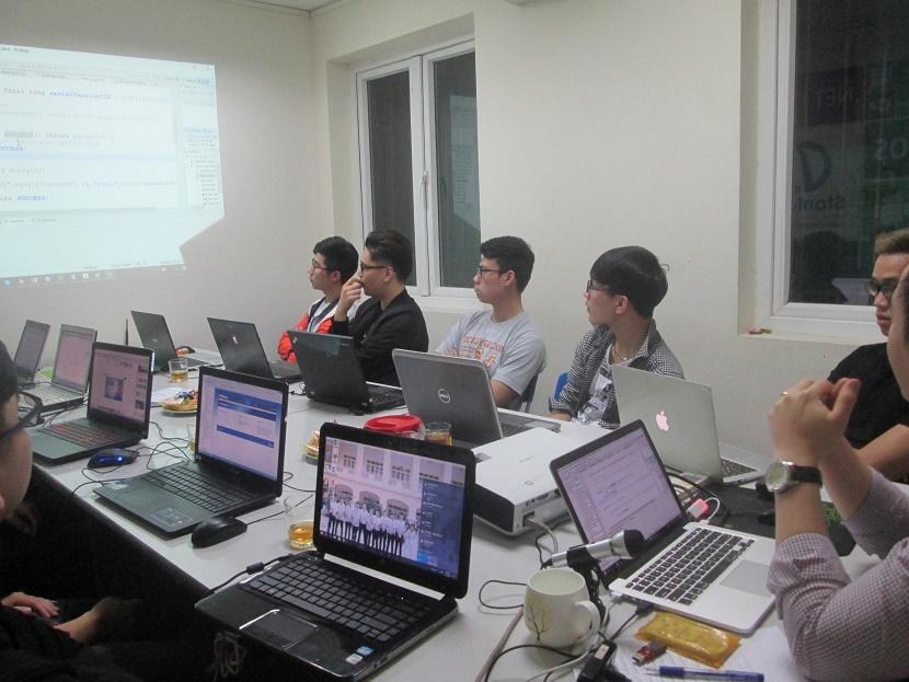 Khóa Học lập trình Java cùng chuyên gia