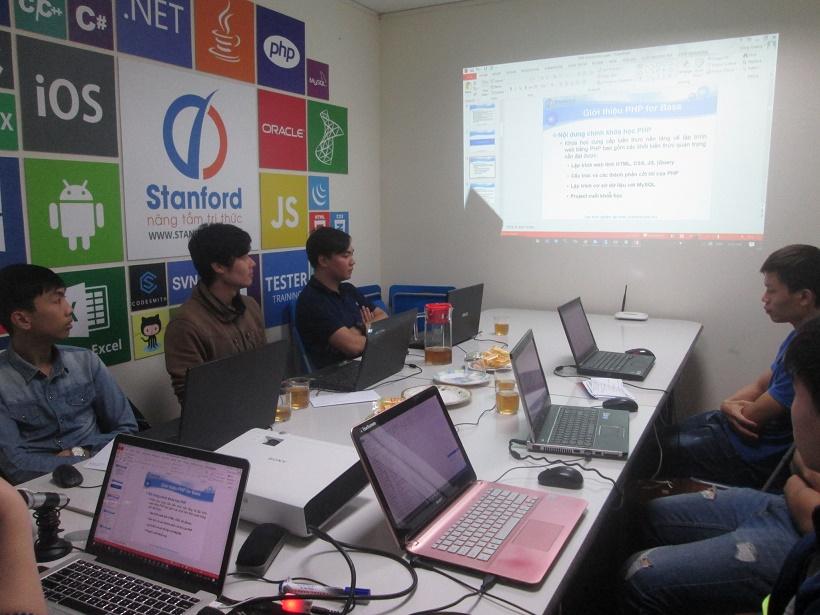 Học lập trình PHP từ cơ bản tới nâng cao
