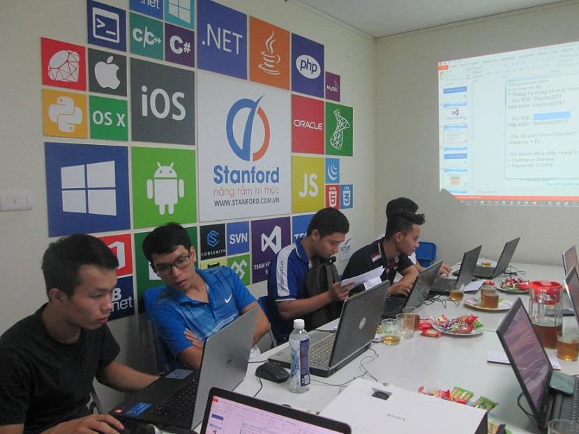 Khóa học lập trình asp.net mvc ở đâu tốt nhất
