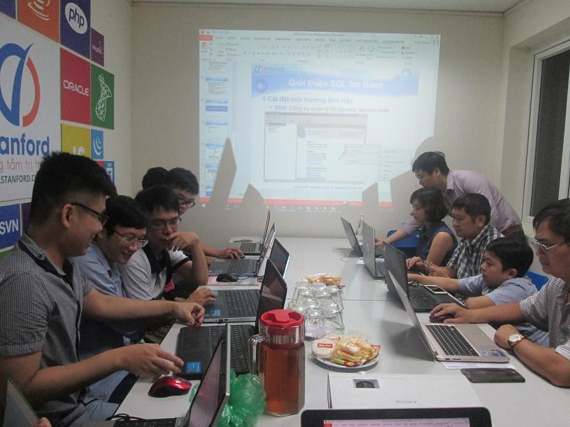 Học cơ sở dữ liệu SQL Server cùng chuyên gia