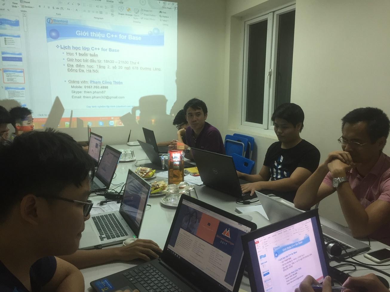 Khóa học lập trình C hiệu quả