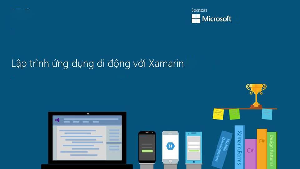 Học lập trình đa nền tảng với Xamarin