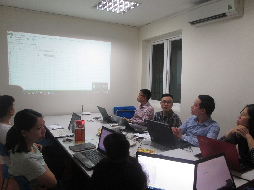 Khóa học lập trình VBA trong Excel