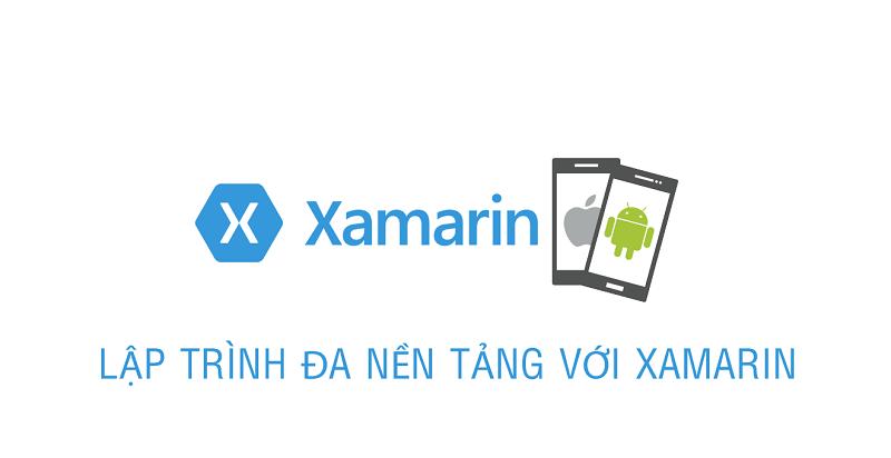Khóa học lập trình di động đa nền tảng Xamarin