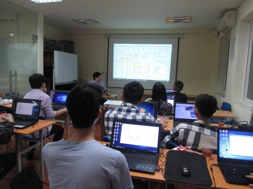 Học Java cơ bản tại hà nội