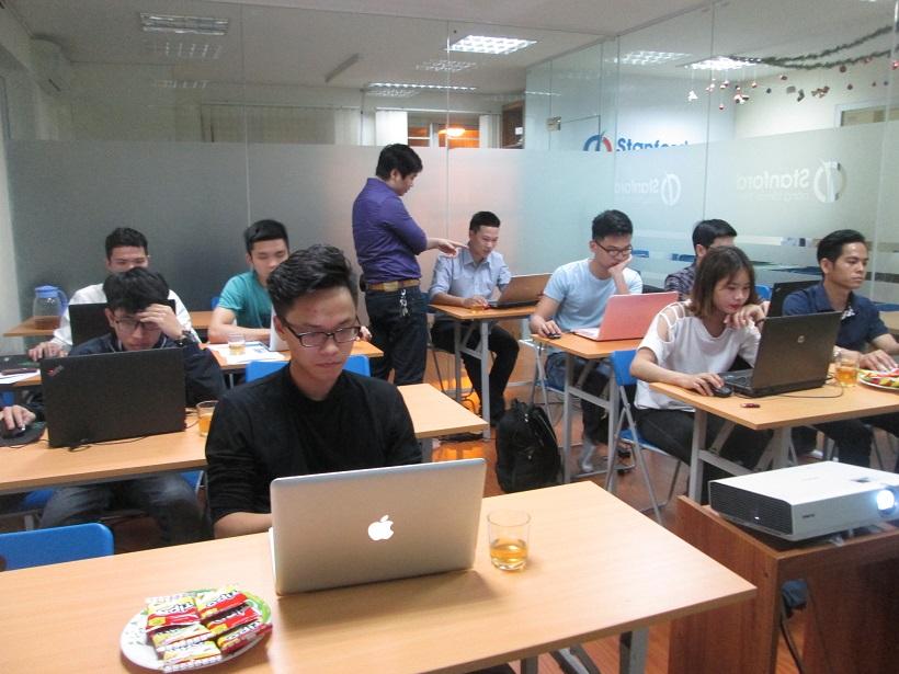 Khóa học lập trình PHP cho người mới bắt đầu