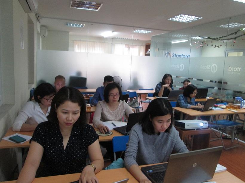 khóa học lập trình VBA hiệu quả