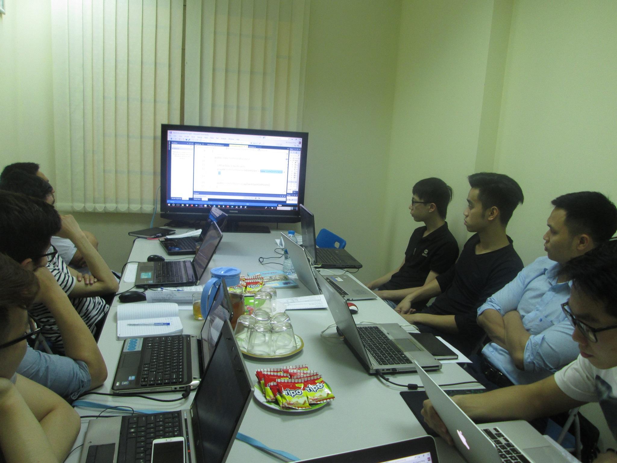 tài liệu Học C# cơ bản cho người mới bắt đầu