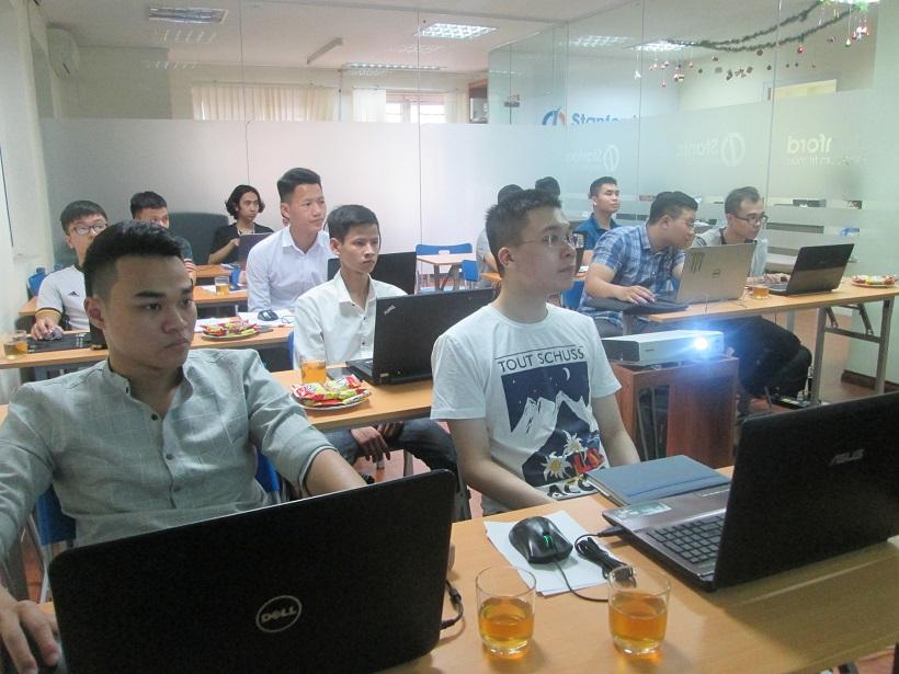 Khóa Học lập trình C cho người mới bắt đầu