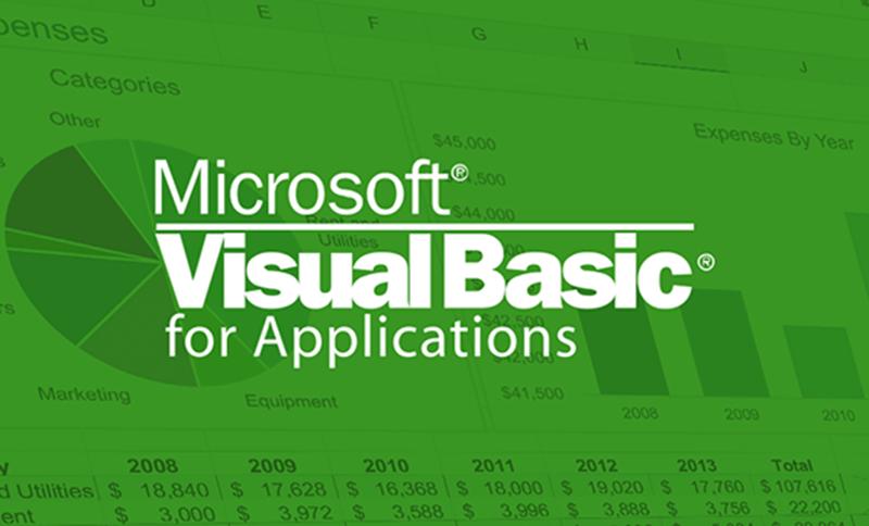 Hướng dẫn học VBA Excel từ cơ bản tới nâng cao