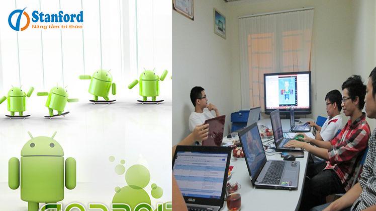 Học lập trình android từ cơ bản đến nâng cao